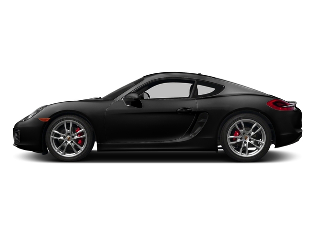 Custom Color Sample 2016 Porsche Cayman Pictures Cayman Coupe 2D S H6 photos side view