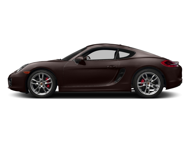 Mahogany Metallic 2016 Porsche Cayman Pictures Cayman Coupe 2D S H6 photos side view