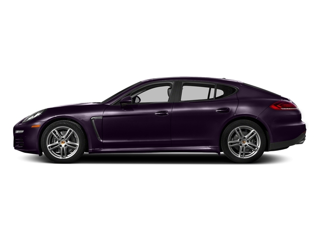 Amethyst Metallic 2016 Porsche Panamera Pictures Panamera Hatchback 4D GTS AWD V8 photos side view
