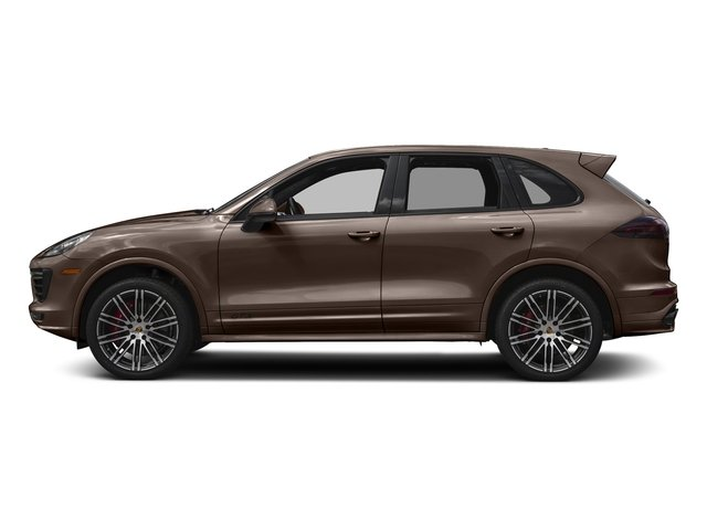 Umber Metallic 2016 Porsche Cayenne Pictures Cayenne Utility 4D GTS AWD V6 Turbo photos side view