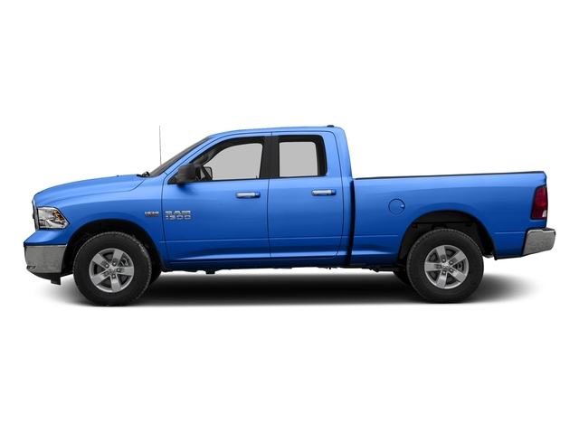 Holland Blue 2016 Ram Truck 1500 Pictures 1500 Quad Cab Express 2WD photos side view