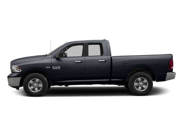Midnight Blue Pearlcoat 2016 Ram Truck 1500 Pictures 1500 Quad Cab Express 2WD photos side view