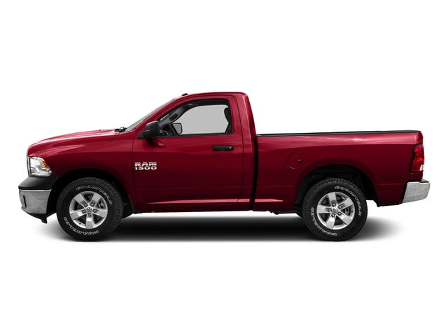 Agriculture Red 2016 Ram Truck 1500 Pictures 1500 Regular Cab SLT 4WD photos side view