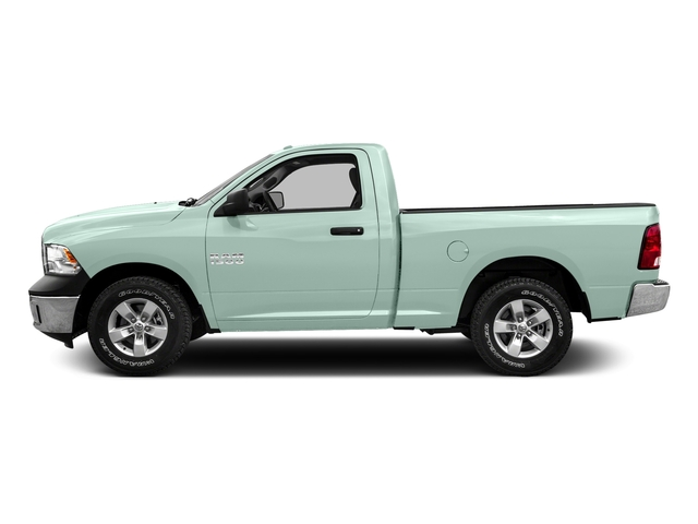 Robin Egg Blue 2016 Ram Truck 1500 Pictures 1500 Regular Cab SLT 2WD photos side view