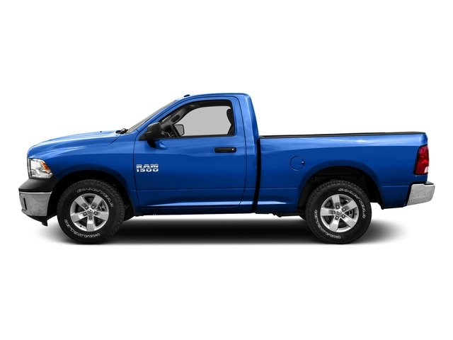 Holland Blue 2016 Ram Truck 1500 Pictures 1500 Regular Cab SLT 4WD photos side view