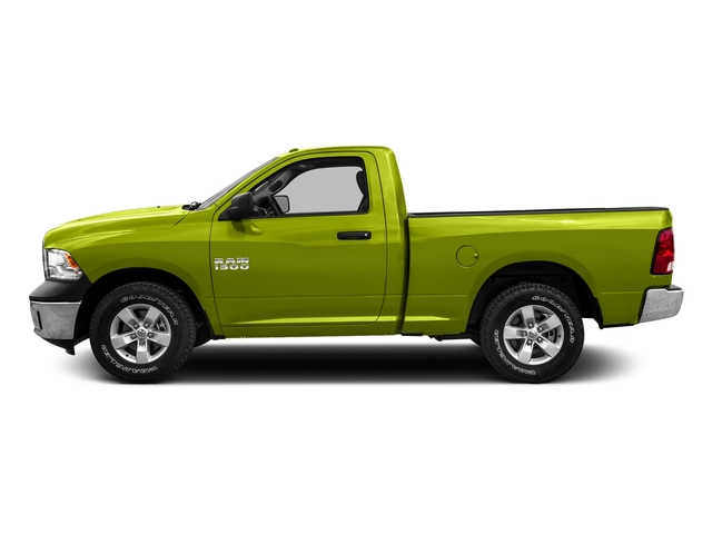 National Safety Yellow 2016 Ram Truck 1500 Pictures 1500 Regular Cab SLT 4WD photos side view