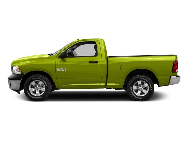 National Safety Yellow 2016 Ram Truck 1500 Pictures 1500 Regular Cab SLT 2WD photos side view