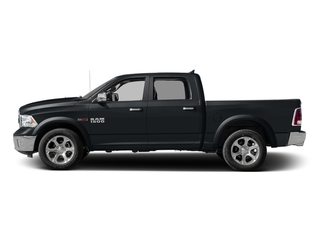 Maximum Steel Metallic Clearcoat 2016 Ram Truck 1500 Pictures 1500 Crew Cab Laramie 2WD photos side view
