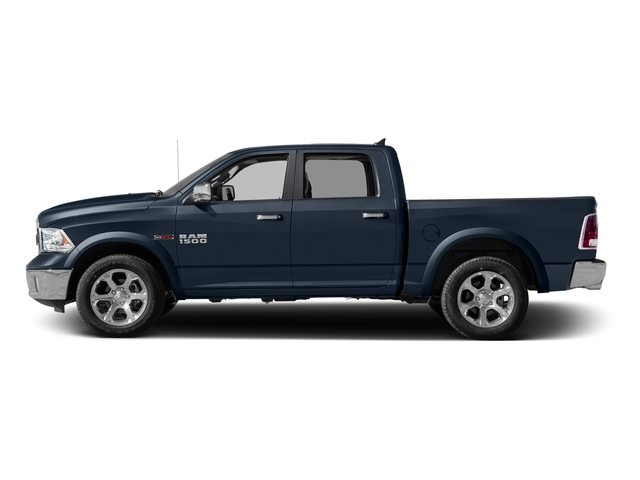 True Blue Pearlcoat 2016 Ram Truck 1500 Pictures 1500 Crew Cab Laramie 2WD photos side view