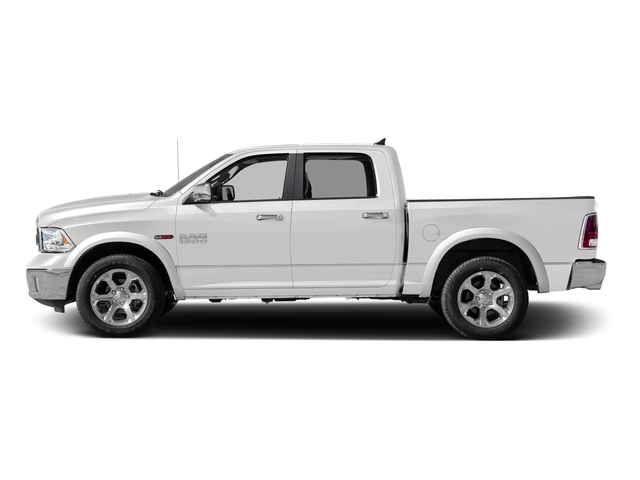 Bright Silver Metallic Clearcoat 2016 Ram Truck 1500 Pictures 1500 Crew Cab Laramie 2WD photos side view