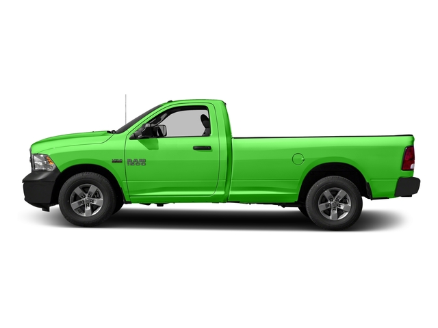 Hills Green 2016 Ram Truck 1500 Pictures 1500 Regular Cab Express 2WD photos side view