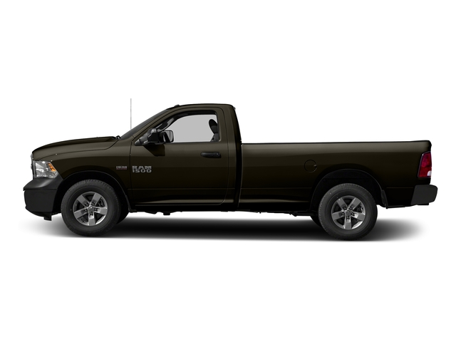 Dark Brown 2016 Ram Truck 1500 Pictures 1500 Regular Cab Express 2WD photos side view