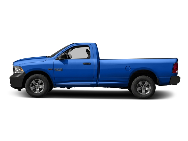 Holland Blue 2016 Ram Truck 1500 Pictures 1500 Regular Cab Express 2WD photos side view
