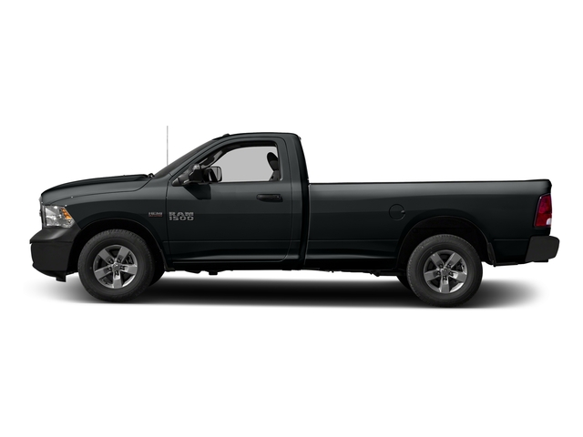 Maximum Steel Metallic Clearcoat 2016 Ram Truck 1500 Pictures 1500 Regular Cab Express 2WD photos side view