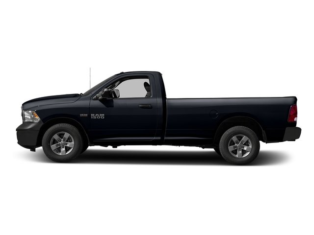 Midnight Blue Pearlcoat 2016 Ram Truck 1500 Pictures 1500 Regular Cab Express 2WD photos side view