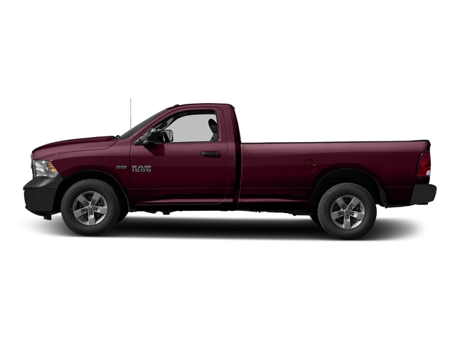 Delmonico Red Pearlcoat 2016 Ram Truck 1500 Pictures 1500 Regular Cab Express 2WD photos side view