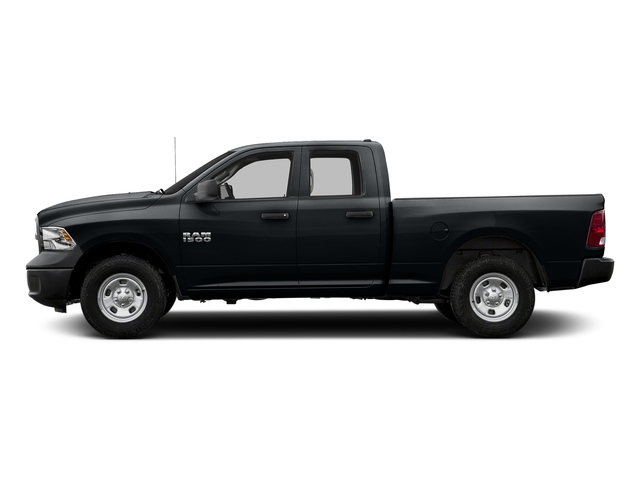 Maximum Steel Metallic Clearcoat 2016 Ram Truck 1500 Pictures 1500 Quad Cab Tradesman 2WD photos side view