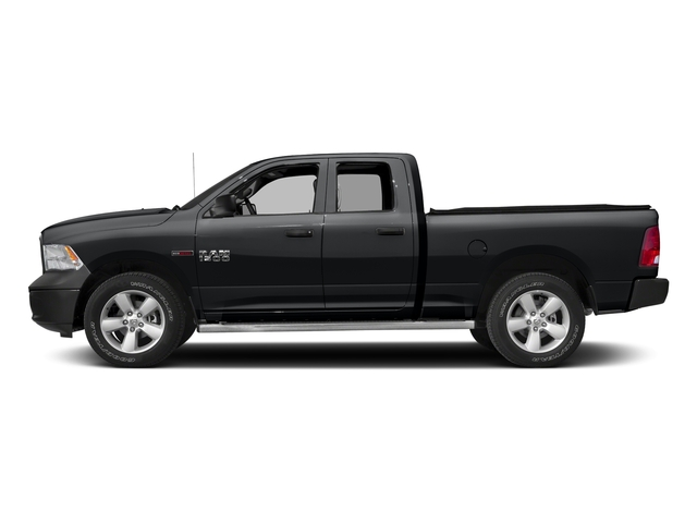 Granite Crystal Metallic Clearcoat 2016 Ram Truck 1500 Pictures 1500 Quad Cab HFE 2WD V6 T-Diesel photos side view
