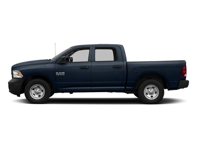 True Blue Pearlcoat 2016 Ram Truck 1500 Pictures 1500 Crew Cab Tradesman 2WD photos side view