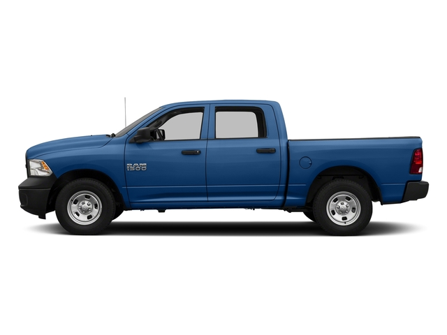 Blue Streak Pearlcoat 2016 Ram Truck 1500 Pictures 1500 Crew Cab Tradesman 2WD photos side view