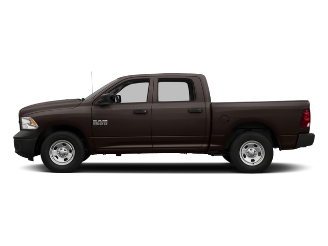 Luxury Brown Pearlcoat 2016 Ram Truck 1500 Pictures 1500 Crew Cab Tradesman 2WD photos side view