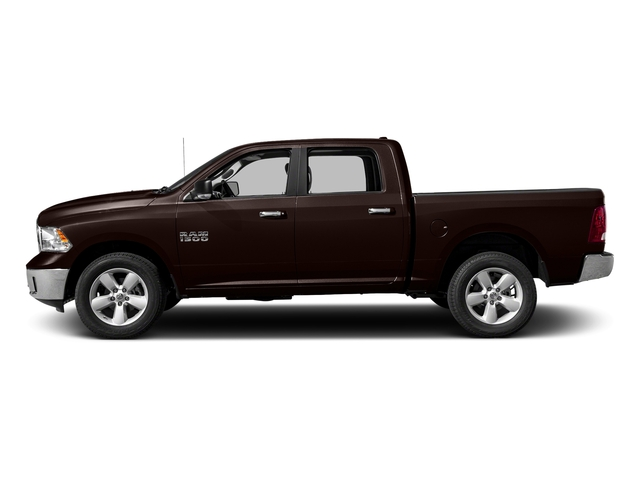 Dark Brown 2016 Ram Truck 1500 Pictures 1500 Crew Cab SLT 2WD photos side view