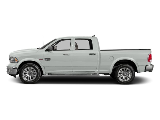 Bright White Clearcoat 2016 Ram Truck 1500 Pictures 1500 Crew Cab Limited 4WD photos side view