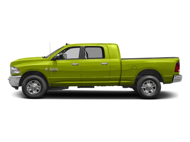 National Safety Yellow 2016 Ram Truck 2500 Pictures 2500 Mega Cab SLT 4WD photos side view