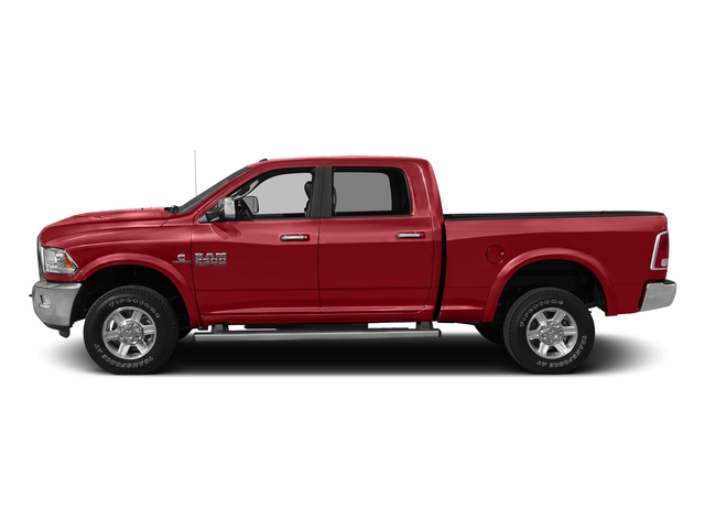 Bright Red 2016 Ram Truck 2500 Pictures 2500 Crew Power Wagon Tradesman 4WD photos side view