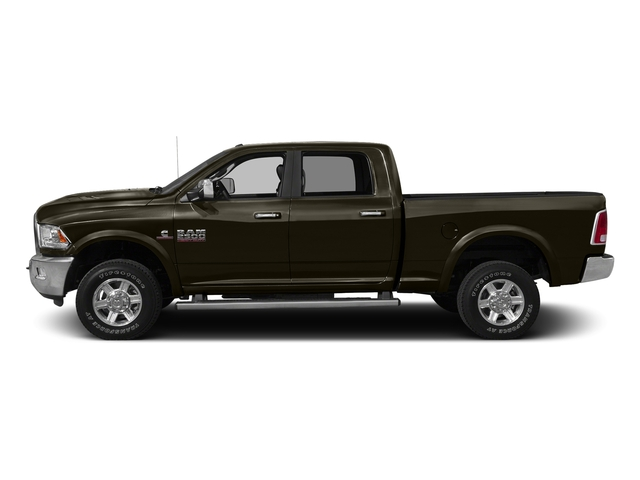 Dark Brown 2016 Ram Truck 2500 Pictures 2500 Crew Power Wagon Tradesman 4WD photos side view