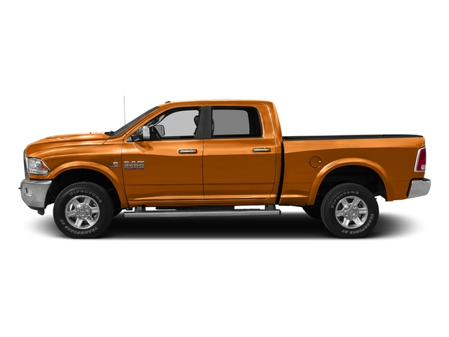Omaha Orange 2016 Ram Truck 2500 Pictures 2500 Crew Power Wagon Tradesman 4WD photos side view