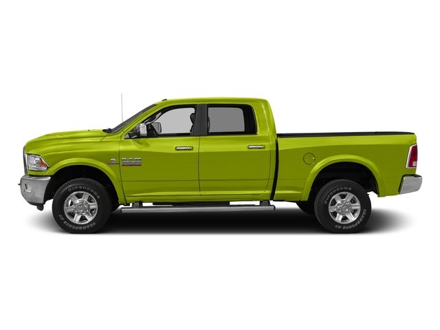 National Safety Yellow 2016 Ram Truck 2500 Pictures 2500 Crew Power Wagon Tradesman 4WD photos side view