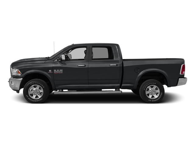 Granite Crystal Metallic Clearcoat 2016 Ram Truck 2500 Pictures 2500 Crew Cab Limited 4WD photos side view