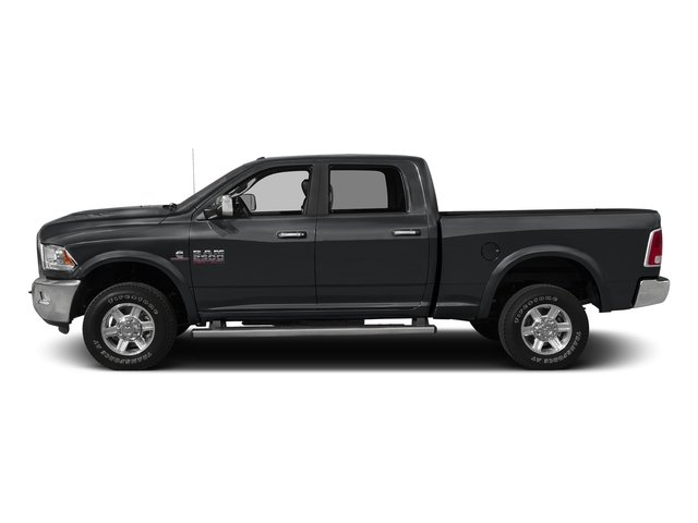 Granite Crystal Metallic Clearcoat 2016 Ram Truck 2500 Pictures 2500 Crew Cab Limited 2WD photos side view
