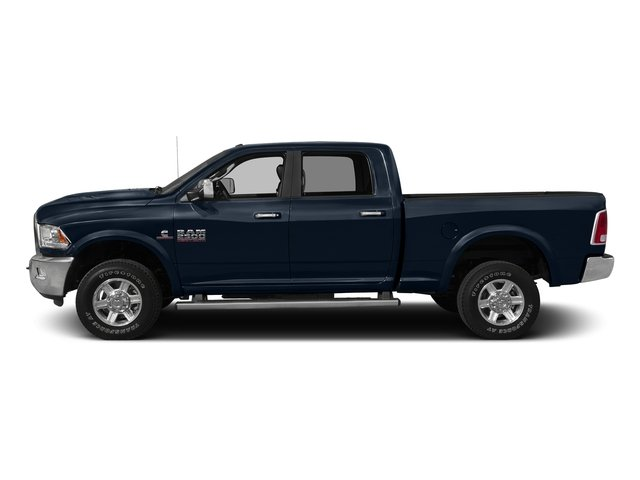 True Blue Pearlcoat 2016 Ram Truck 2500 Pictures 2500 Crew Cab Laramie 2WD photos side view