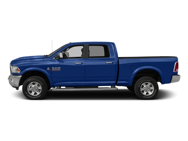 Blue Streak Pearlcoat 2016 Ram Truck 2500 Pictures 2500 Crew Cab Laramie 2WD photos side view