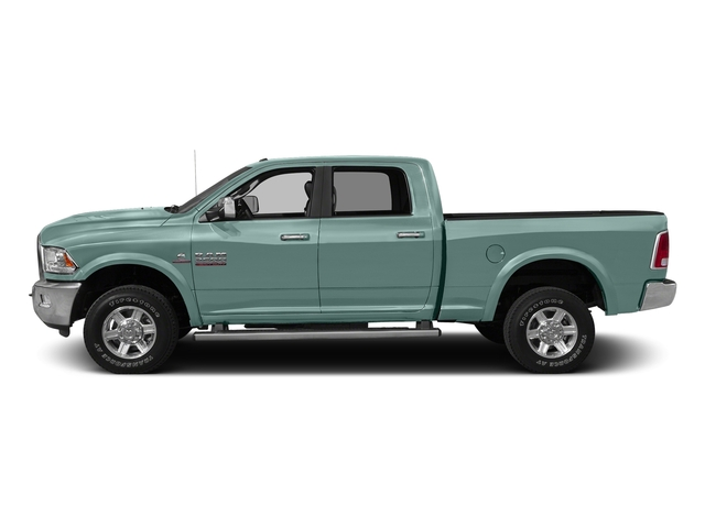 Light Green 2016 Ram Truck 2500 Pictures 2500 Crew Power Wagon Tradesman 4WD photos side view