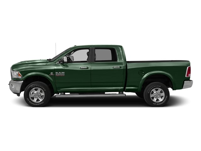 Timberline Green Pearlcoat 2016 Ram Truck 2500 Pictures 2500 Crew Power Wagon Tradesman 4WD photos side view