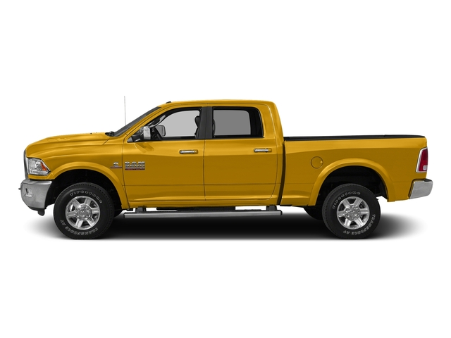 School Bus Yellow 2016 Ram Truck 2500 Pictures 2500 Crew Power Wagon Tradesman 4WD photos side view