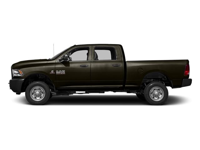 Dark Brown 2016 Ram Truck 2500 Pictures 2500 Crew Cab Tradesman 4WD photos side view