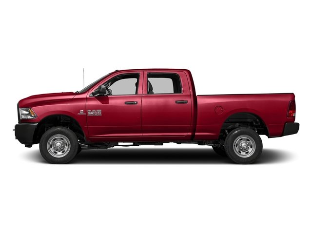 Agriculture Red 2016 Ram Truck 2500 Pictures 2500 Crew Cab Tradesman 2WD photos side view