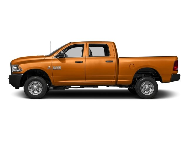 Omaha Orange 2016 Ram Truck 2500 Pictures 2500 Crew Cab Tradesman 4WD photos side view