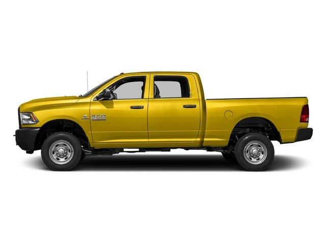 Yellow 2016 Ram Truck 2500 Pictures 2500 Crew Cab Tradesman 4WD photos side view