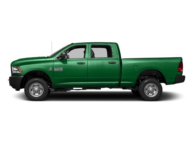 Bright Green 2016 Ram Truck 2500 Pictures 2500 Crew Cab Tradesman 4WD photos side view
