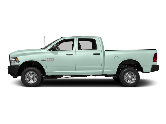 Robin Egg Blue 2016 Ram Truck 2500 Pictures 2500 Crew Cab Tradesman 4WD photos side view