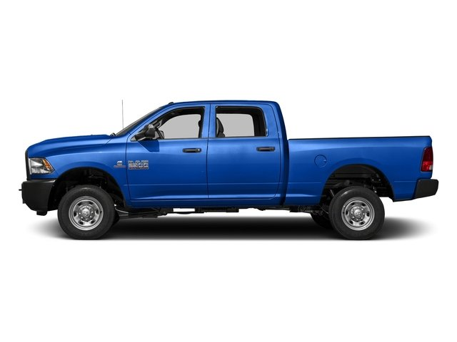 Holland Blue 2016 Ram Truck 2500 Pictures 2500 Crew Cab Tradesman 2WD photos side view