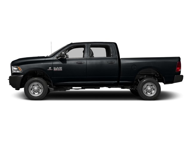 Maximum Steel Metallic Clearcoat 2016 Ram Truck 2500 Pictures 2500 Crew Cab Tradesman 2WD photos side view