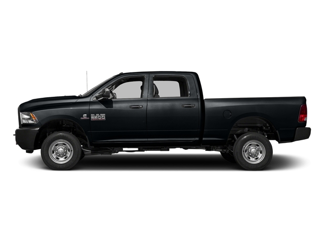 Maximum Steel Metallic Clearcoat 2016 Ram Truck 2500 Pictures 2500 Crew Cab Tradesman 4WD photos side view
