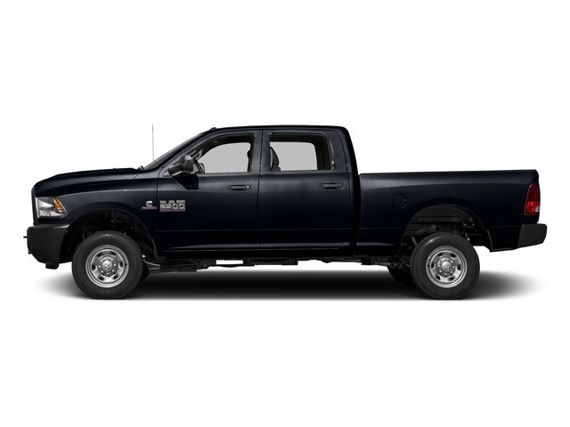Midnight Blue Pearlcoat 2016 Ram Truck 2500 Pictures 2500 Crew Cab Tradesman 4WD photos side view