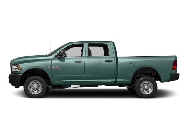 Light Green 2016 Ram Truck 2500 Pictures 2500 Crew Cab Tradesman 4WD photos side view